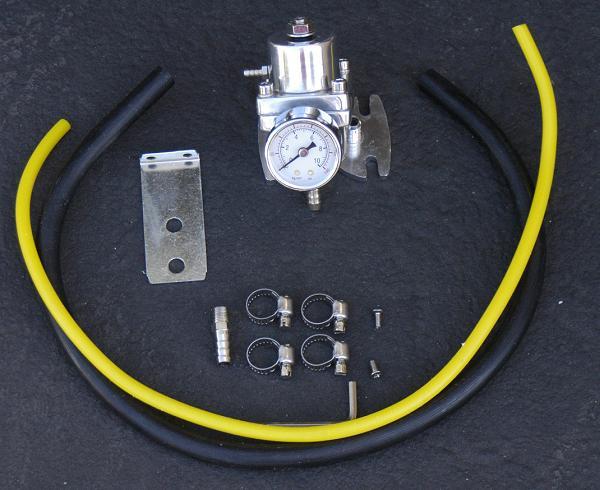 universal fuel pressure regulator instructions