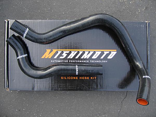 mishimoto racing aluminum radiatorhose kit    honda civicdel sol  ebay